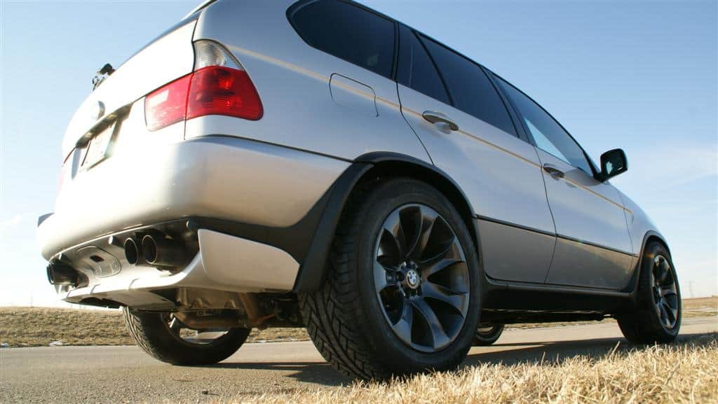 Bmw X5 2006 Black. 2006 Bmw X5 Suvs Cnet Archive