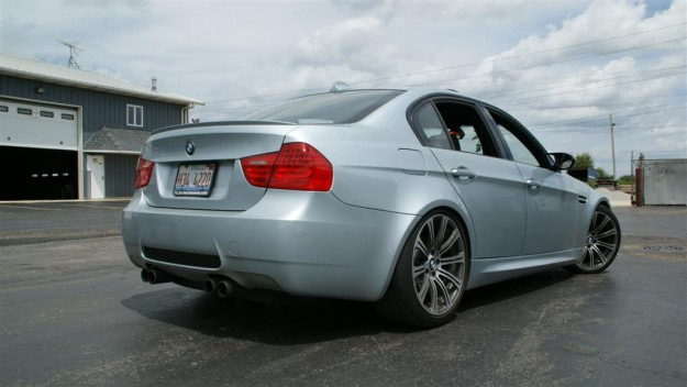 Coilover Install On Our 2009 M3 Car Repair