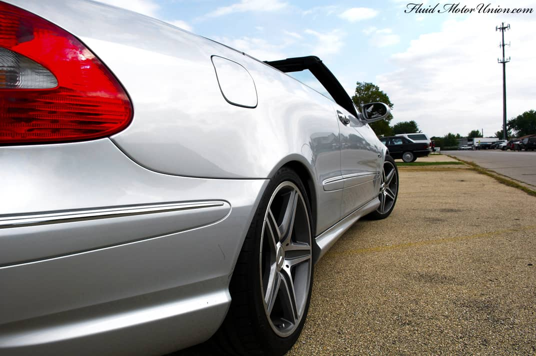 Static Clk63 Luxury European Service Performance