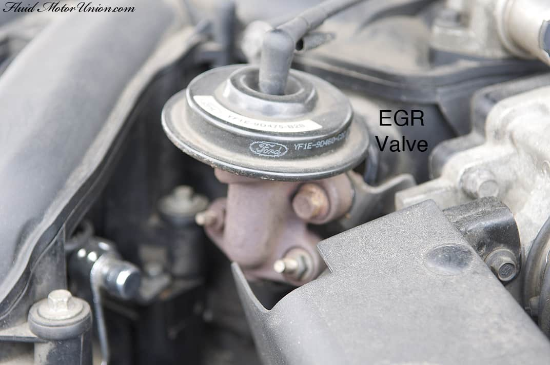 Education station emissions and exhaust car repair for Mercedes benz egr valve replacement