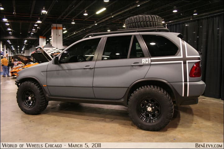 Bmw X5 Off Road Wheels