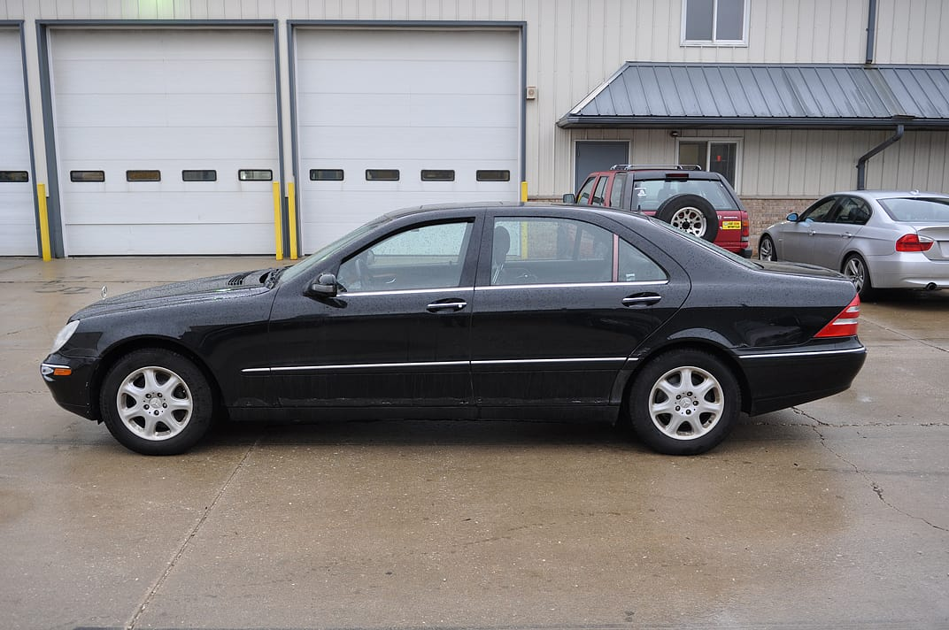 Fs 2000 mercedes benz s430 5k obo for S430 mercedes benz