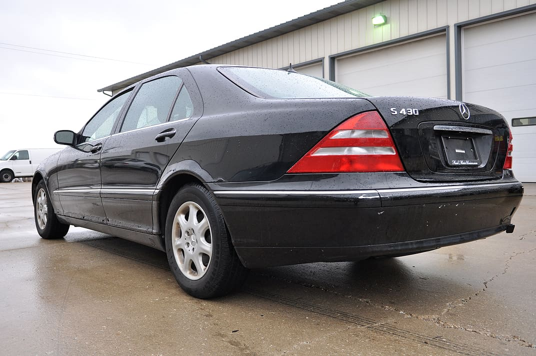 For Sale 2000 Mercedes S430 5k Obo Car Repair