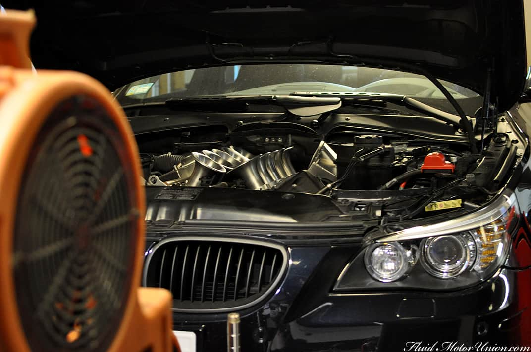 Optimus primer luxury european service performance for Mercedes benz of arlington body shop