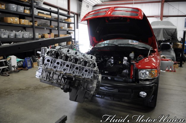 When Forced Induction Goes Wrong 2005 Dodge Ram Srt 10