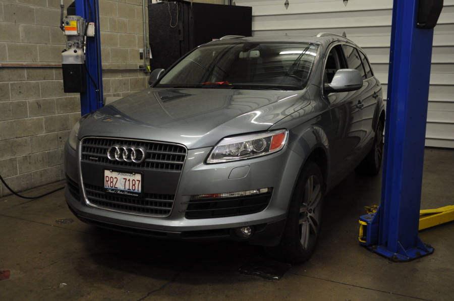 Audi Q7 Mmi Diagnosis And Repair Car Performance Fluid Rhfluidmotorunion: 2007 Audi Q7 Mmi Location At Gmaili.net
