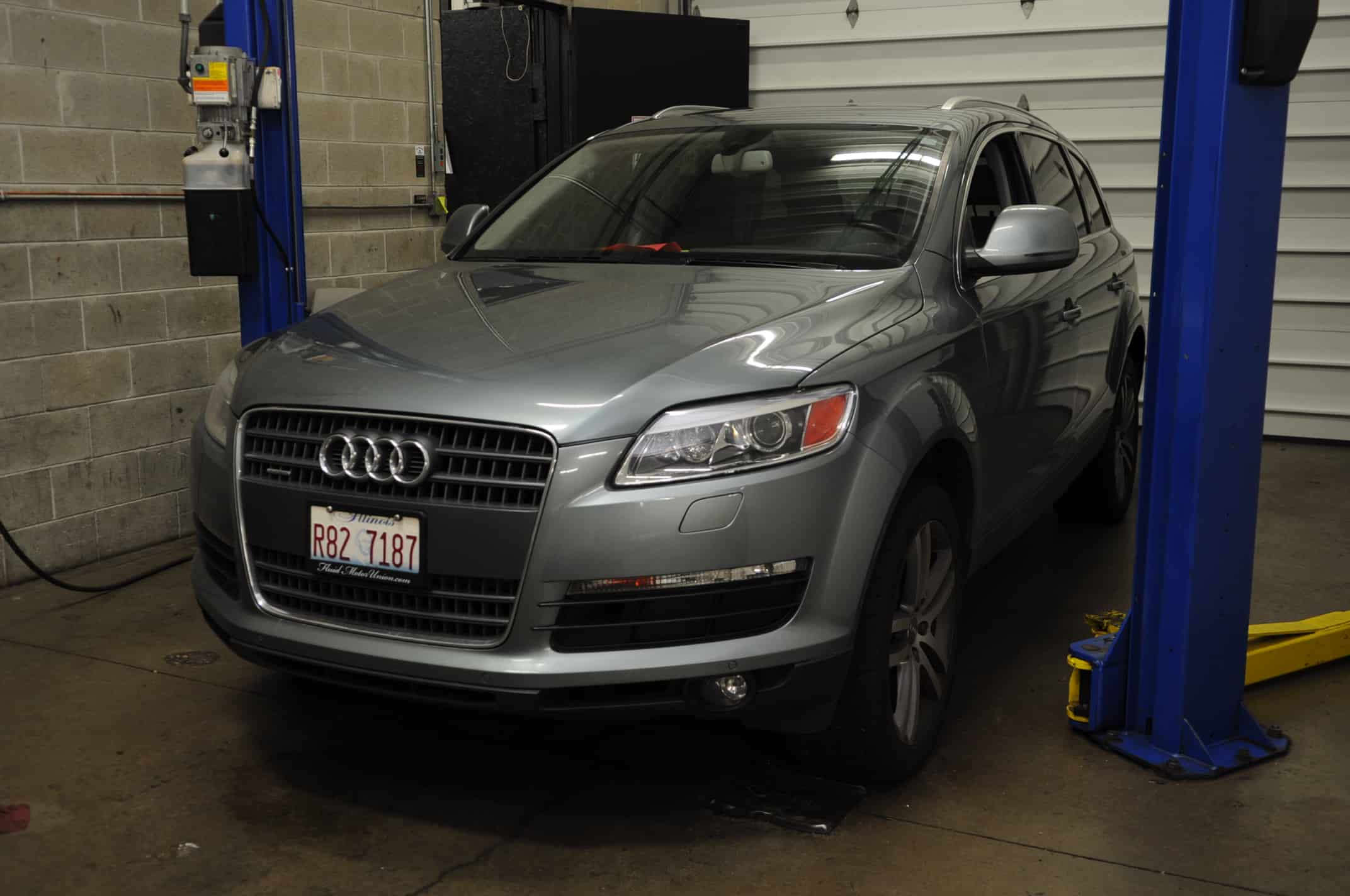 Audi Q7 MMI Diagnosis and Repair - Car Repair, & Performance