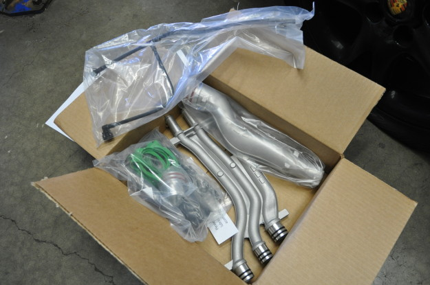 2006 porsche Cayenne S Turbo 955 water leak plastic coolant pipe replacement install aluminum 7 new kit pipes - Copy