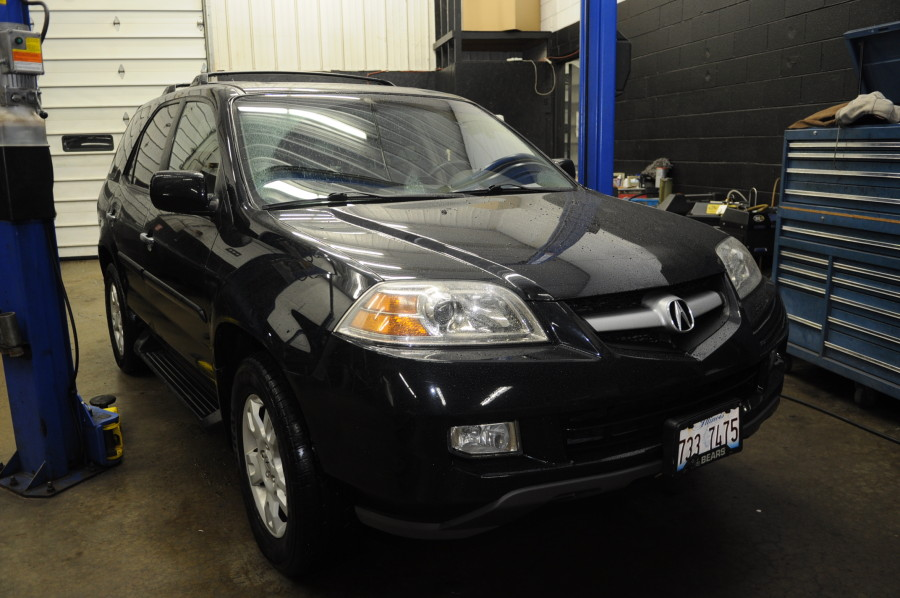 MDX Valve Adjustment: A customer come in with 2004 Acura MDX
