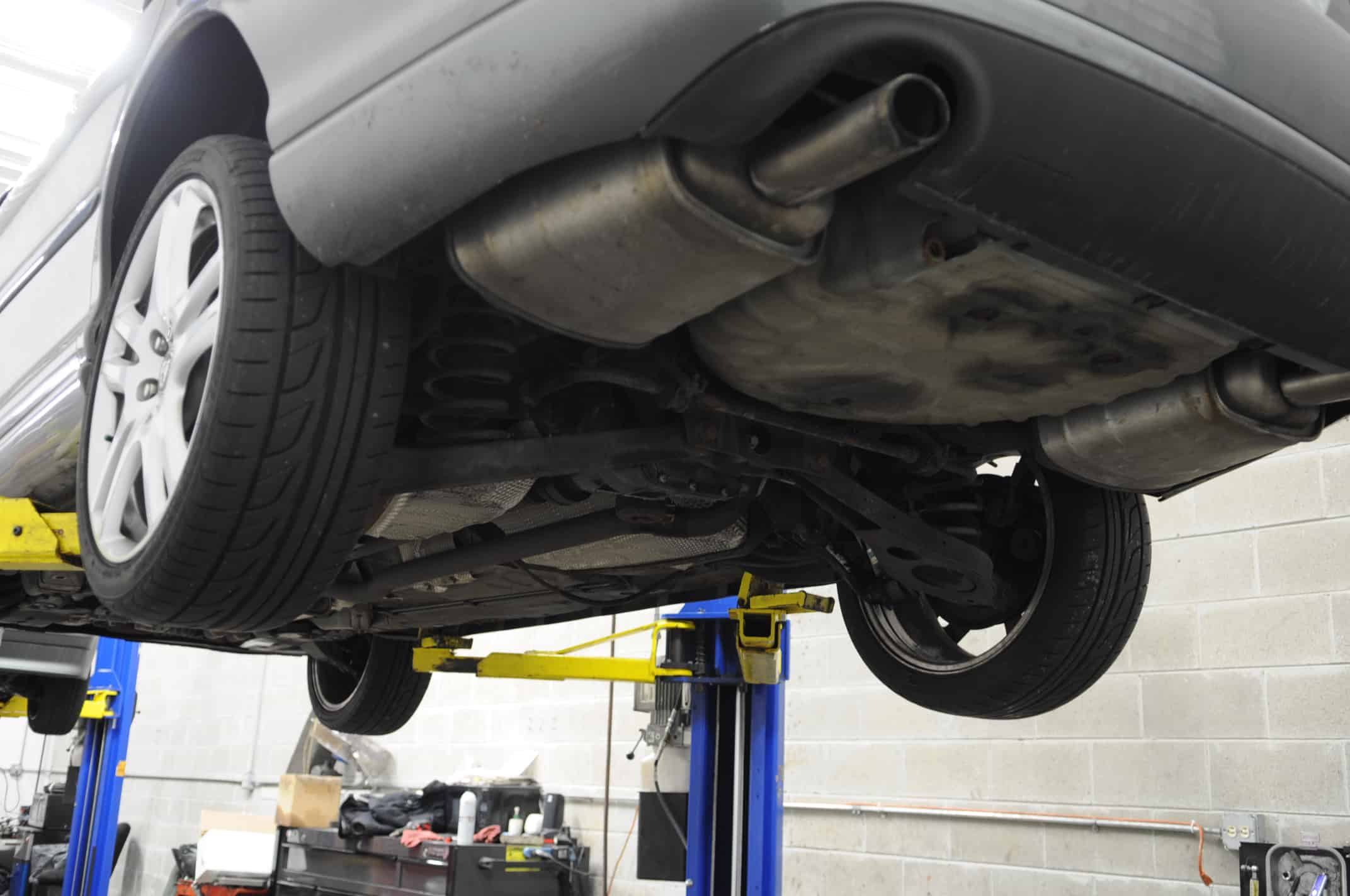 Jaguar Rear Suspension Noise - Car Repair, & Performance