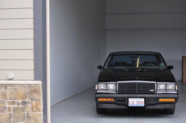 buick gnx grand national regal front end turbocharged rare