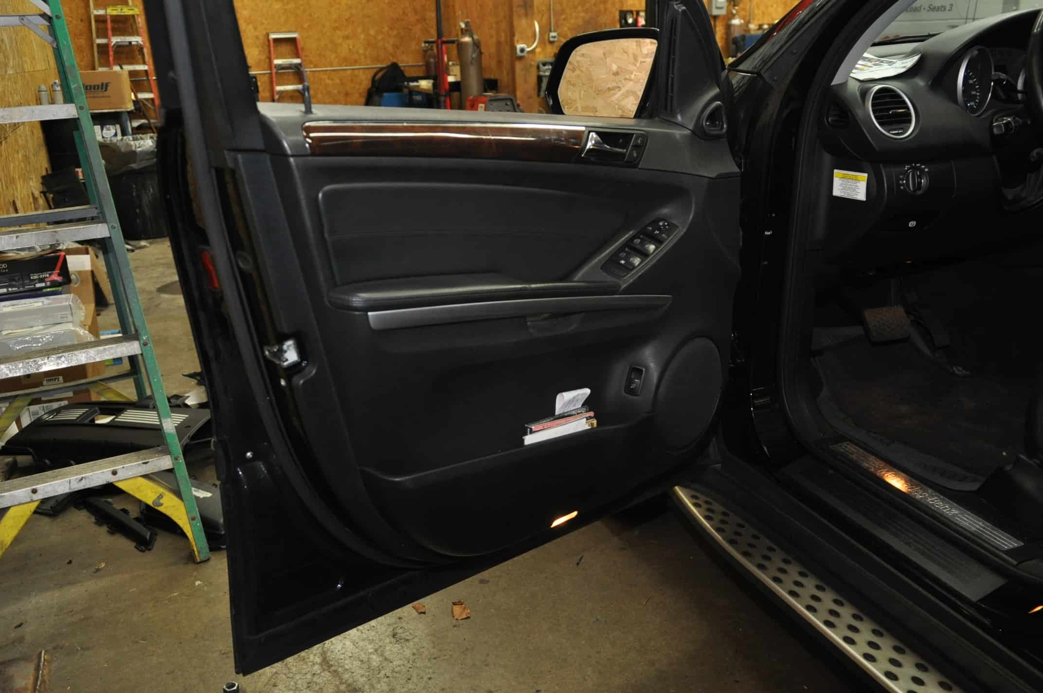 2010 Mercedes Benz Ml350 Window Does Not Work Operate With Switch
