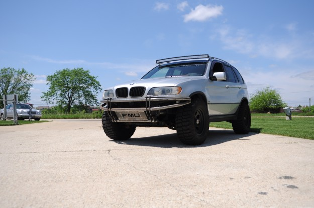 BMW X5 Off-Road Bumper Build - Car Repair, & Performance ...