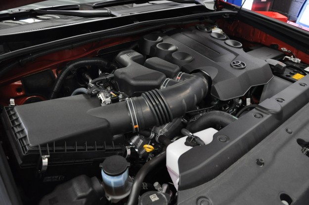 Toyota 4Runner TRD Pro Cold Air Intake Install (3)
