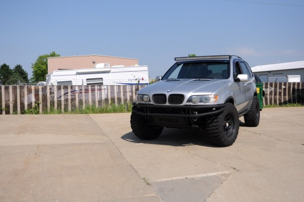 Bmw E53 X5 Off Road 4x4 Lift Kits Car Repair