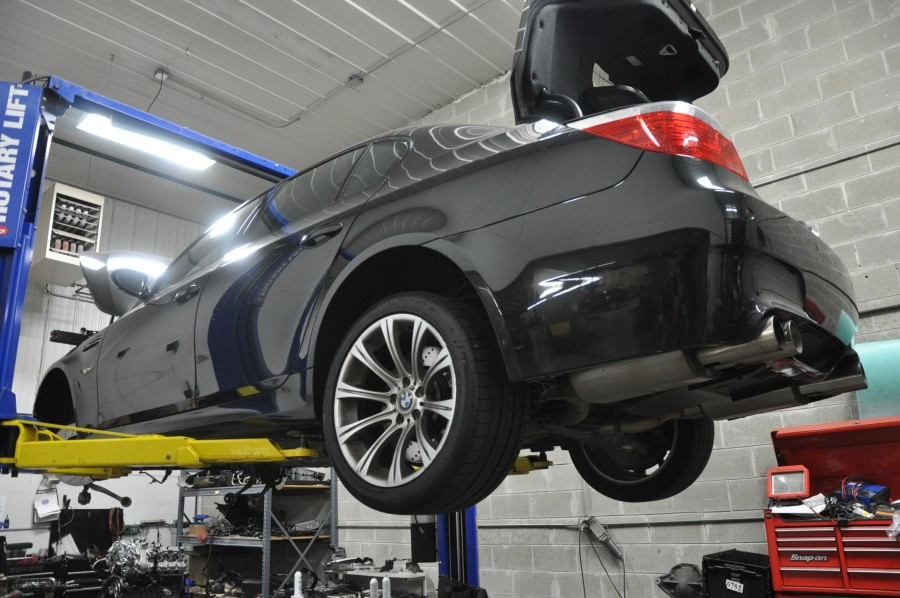 Another Bmw M5 M6 S85 V10 Rod Bearing Replacement Car