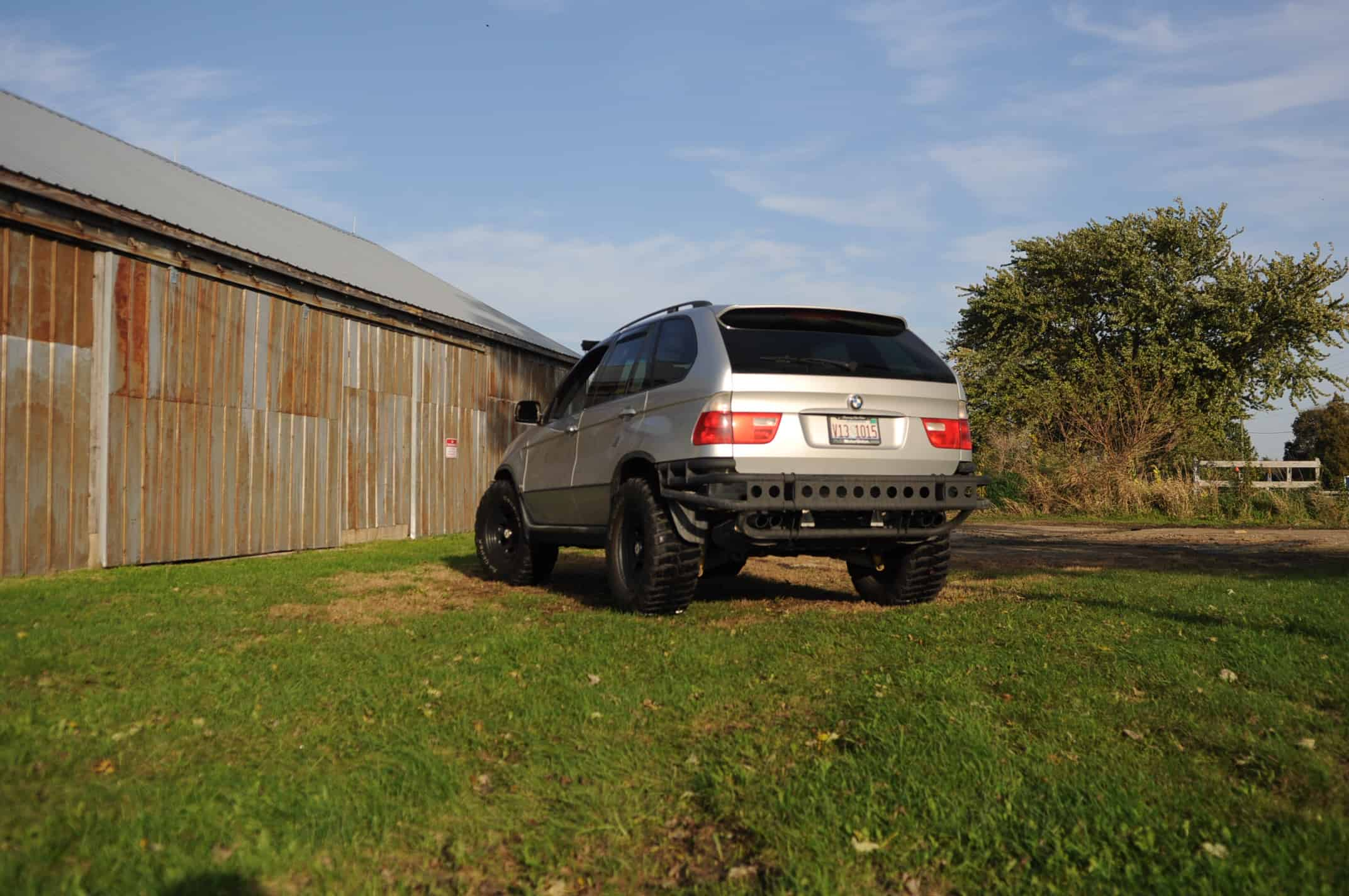 Bmw E53 X5 Off Road 4x4 Front And Rear Bumpers Car Repair