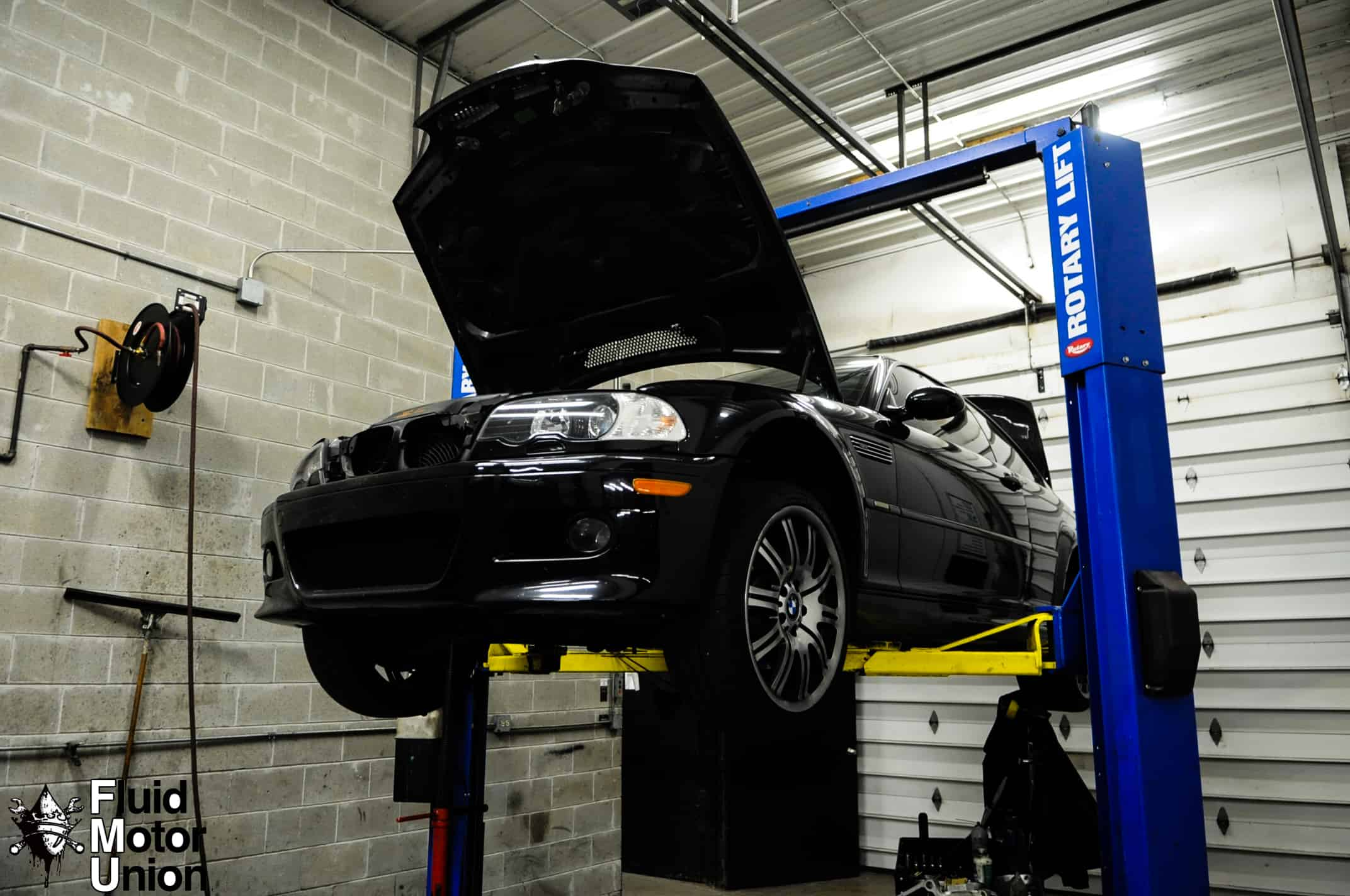 BMW E46 M3 Clutch Replacement using OE Sachs parts (7)