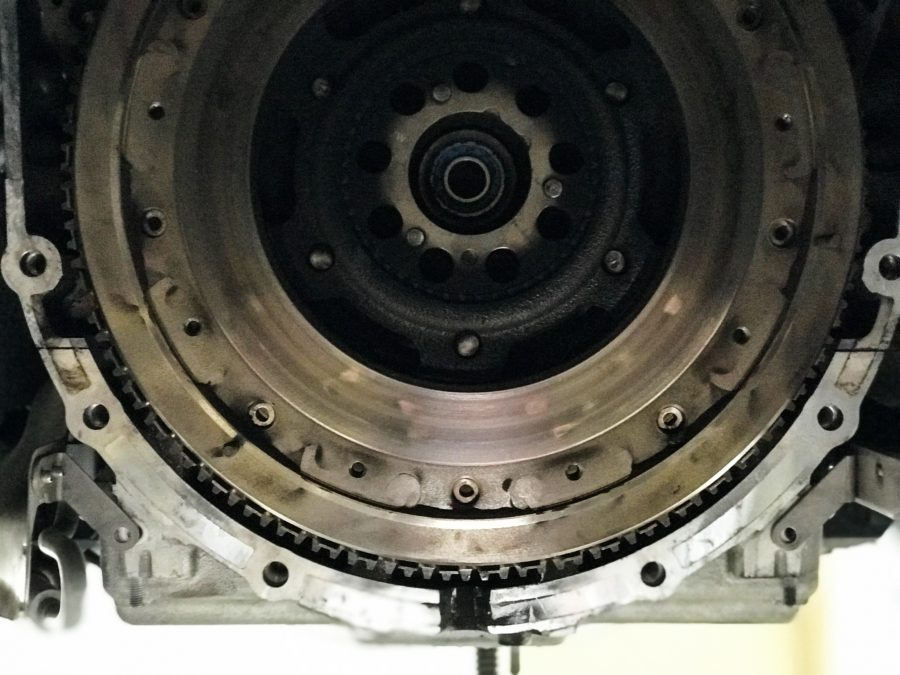 M5 Clutch Replacement