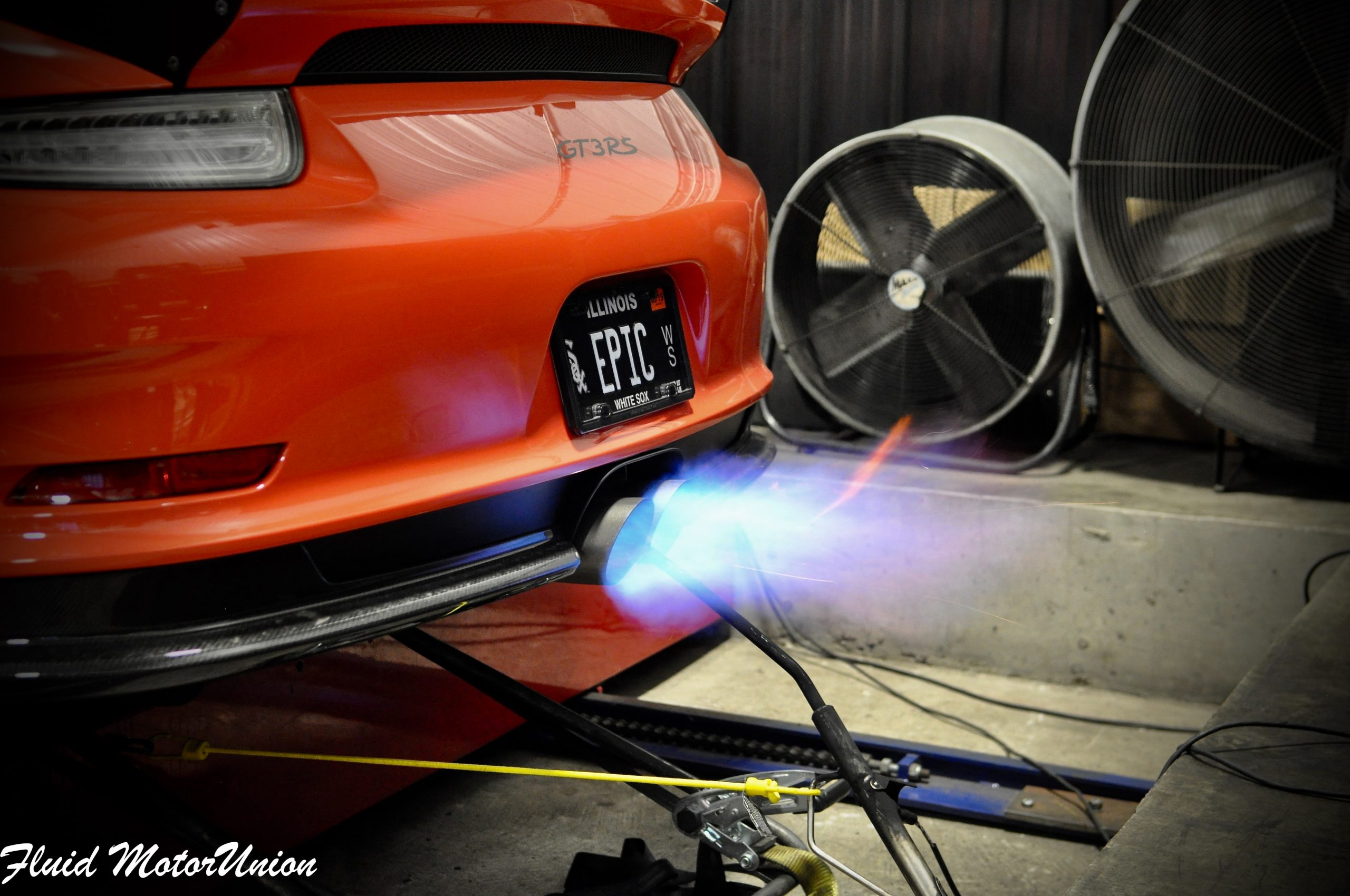 GT3RS Fireball