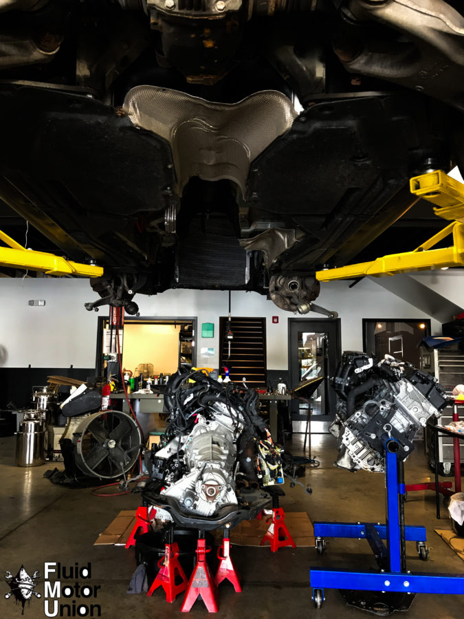 Engine Replacement can be complicated and costly.