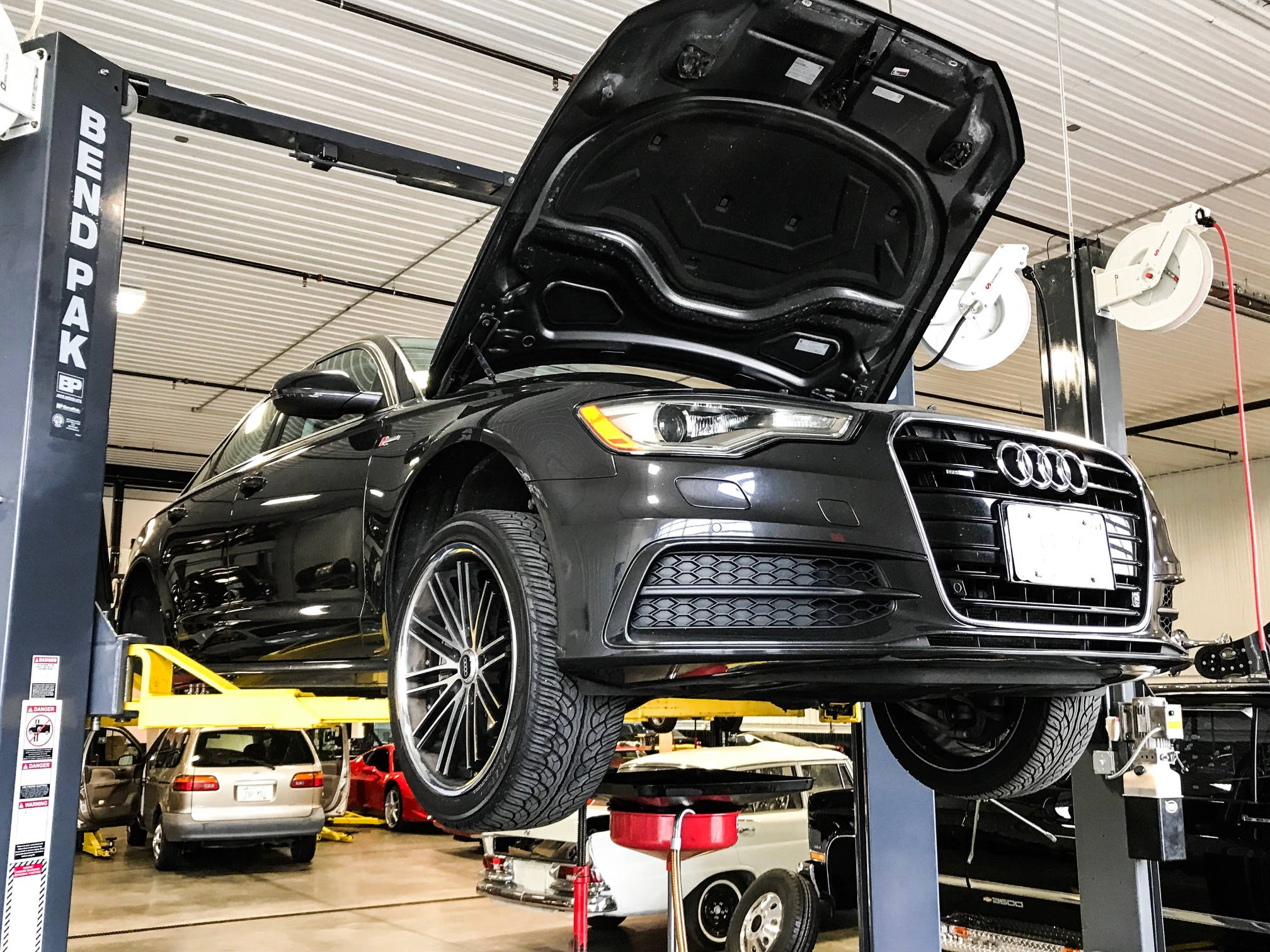 Your Best Choice for Naperville Audi Service is Fluid MotorUnion