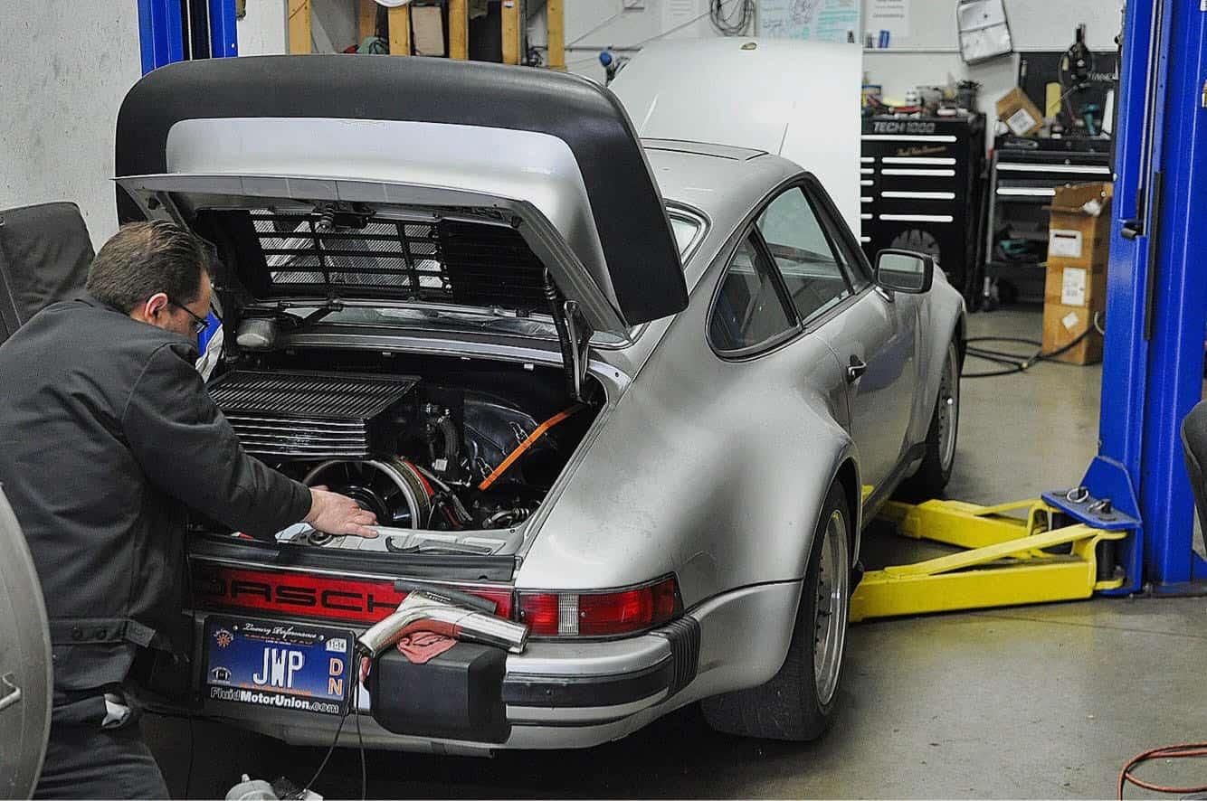 Naperville exotic auto repair