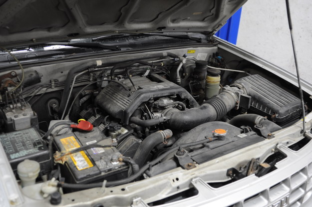 1999 Isuzu Rodeo emission failure OBD P0133 engine oxygen sensor