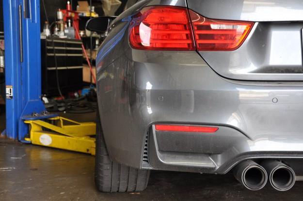 BMW M4 ESS E-Tronic Tuner Install (2)