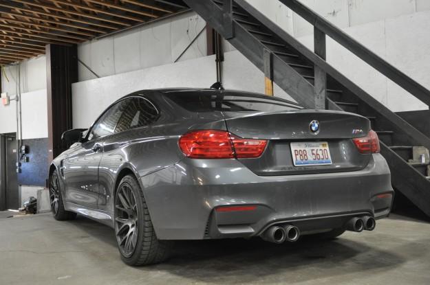 BMW M4 ESS E-Tronic Tuner Install (5)