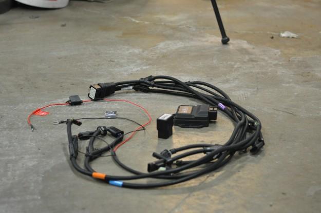 BMW M4 ESS E-Tronic Tuner Install (6)