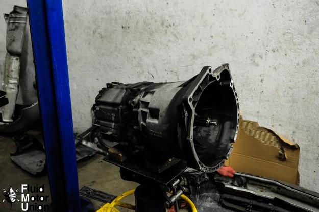 BMW M3 Transmisson Replacment (2)-1