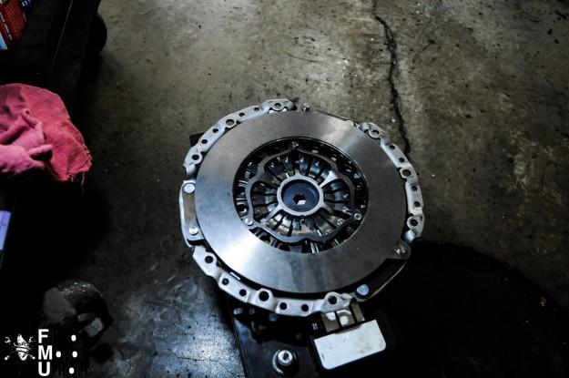 BMW M3 Transmisson Replacment (5)-4