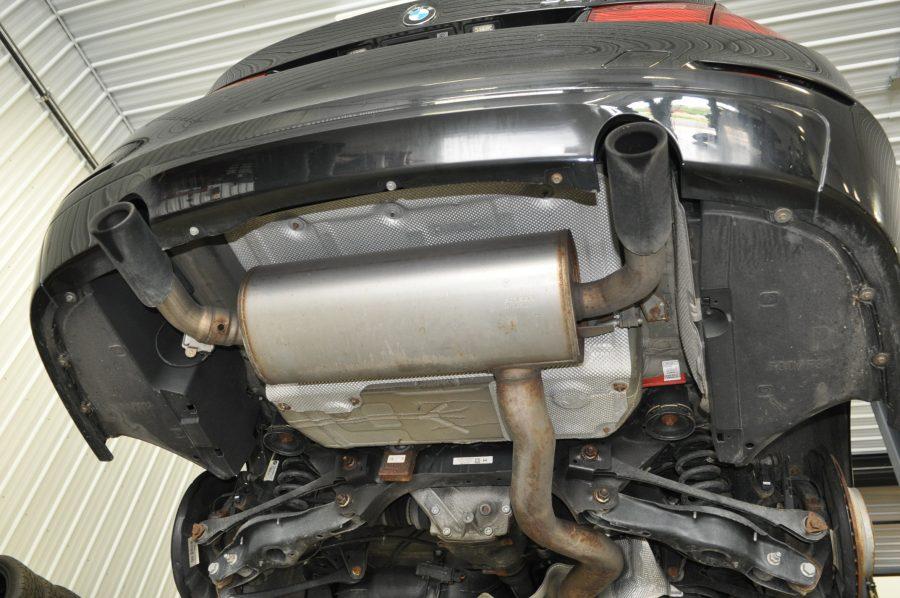 F30 BMW 335i Agency Power Exhaust Install