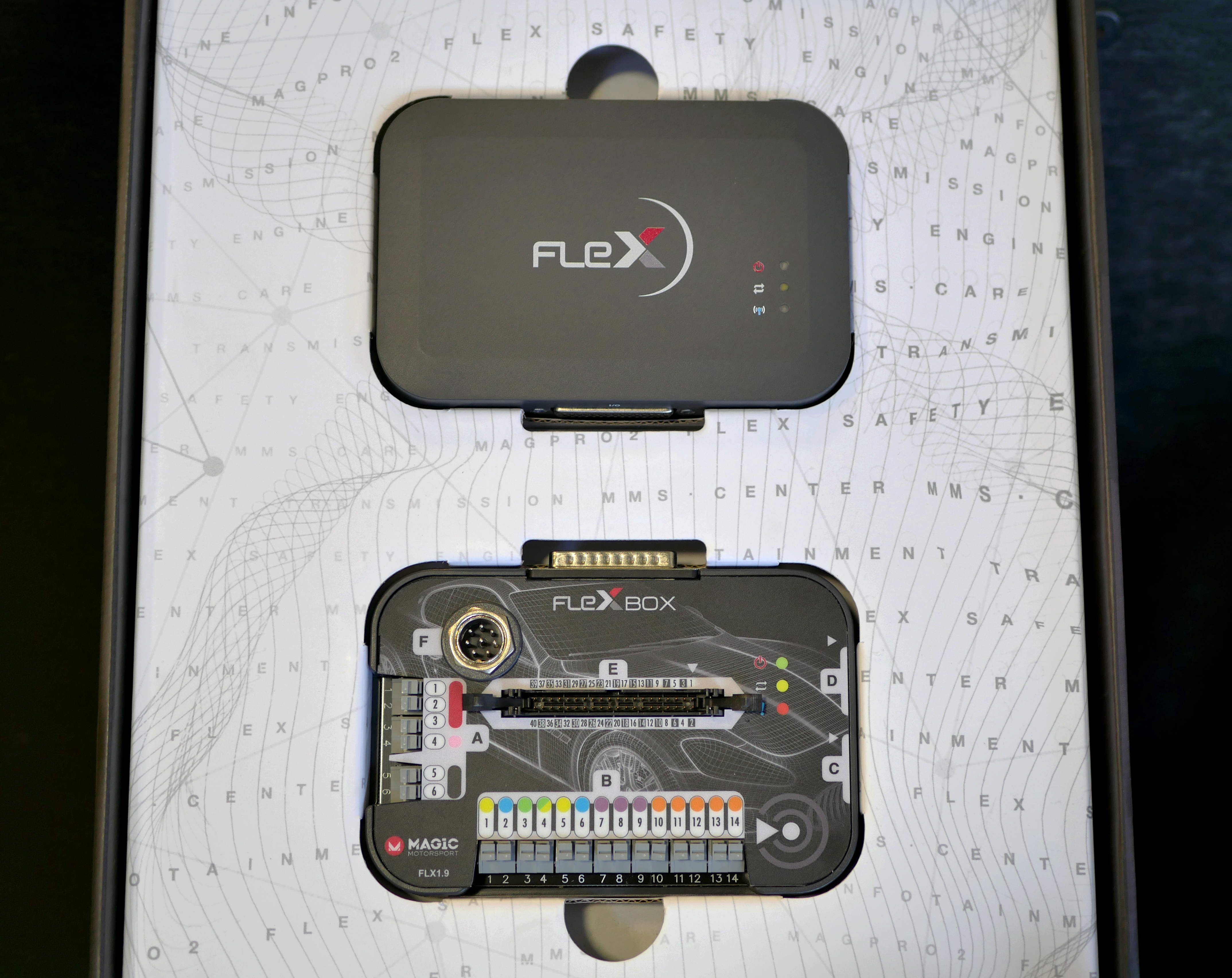 Motorsport Flex ECU Tuner