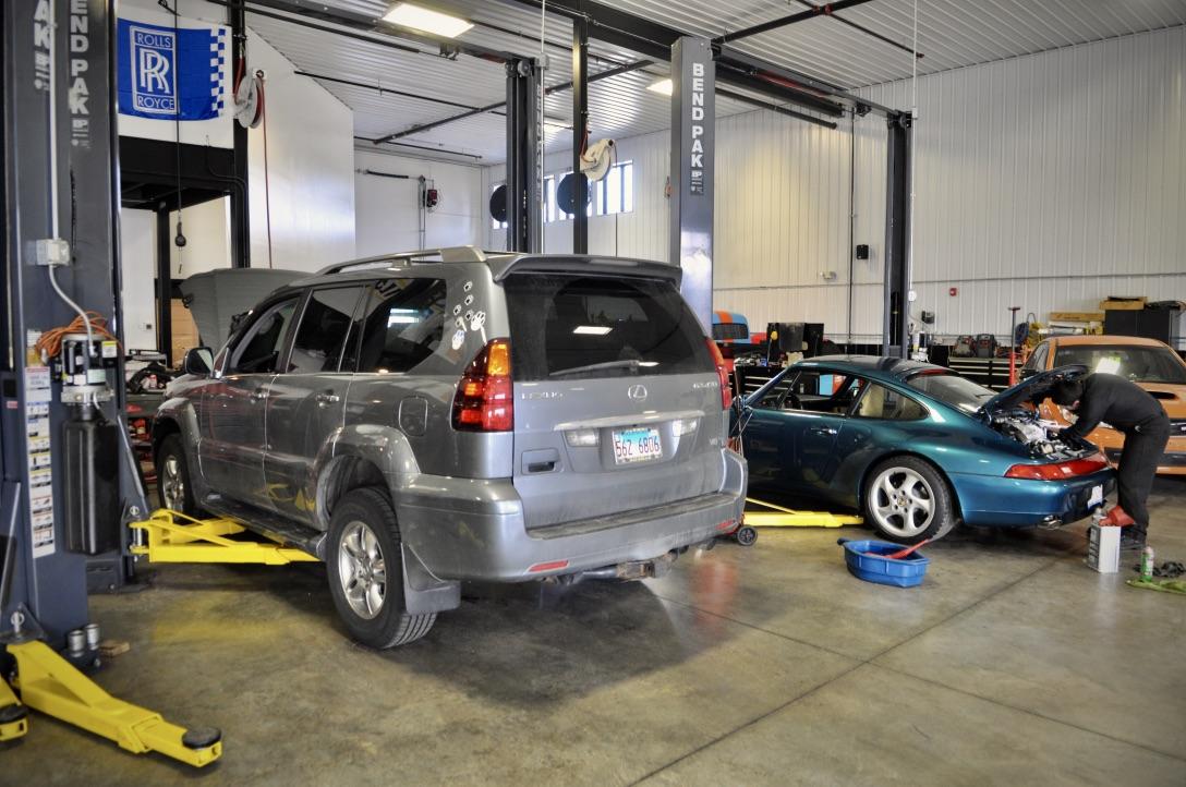 Lexus Repair Naperville