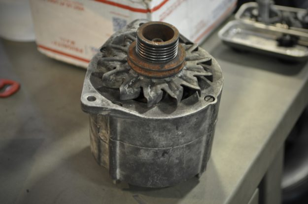 A Lamborghini Battery Light is most often the result of a failing alternator.