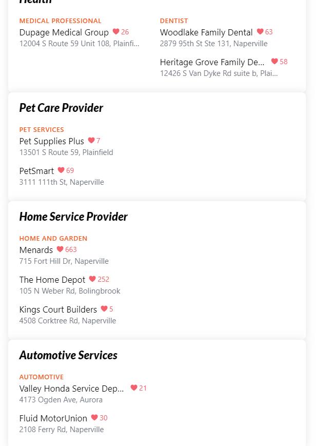 Nextdoors Top Car Repair in Naperville